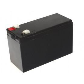 Green Cell - Green Cell 12V 7.2Ah (6.3mm) 7200mAh VRLA AGM Battery - Battery Lead-acid  - GC039