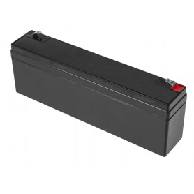 Green Cell - Green Cell 12V 2.3Ah (4.6mm) 2300mAh VRLA AGM Battery - Battery Lead-acid  - GC042