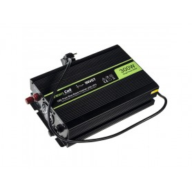 Green Cell - 600W AC 230V / DC 12V naar AC 230V met USB Stroom Inverter Converter voor pompen in centrale verwarmingssystemen...