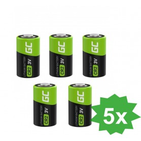 Green Cell - Green Cell CR2 3V 800mAh Lithium battery - Other formats - GC045-CB