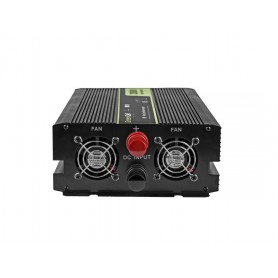 Green Cell - 4000W DC 12V naar AC 230V met USB Stroom Inverter Converter - Pure/Full Sine Wave - Zonnepanelen en Windturbines...