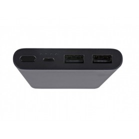 Xiaomi, Xiaomi Mi 2i Powerbank 10000mAh 1A/2A Quick Charge, Powerbanks, GC046-CB, EtronixCenter.com