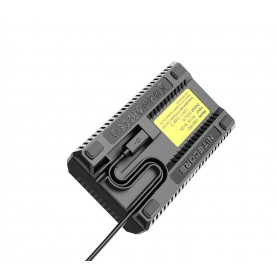 NITECORE, Nitecore USN3 Pro double USB charger for Sony Camera Battery, Sony photo-video chargers, MF007