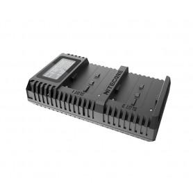 NITECORE - Nitecore USN3 Pro încărcător dublu USB pentru baterii cameră Sony - Sony încărcătoare foto-video - MF007 www.NedRo.ro