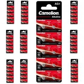 Camelion - Camelion AG1 LR60 SR60 /364 1.5V knoopcel batterij - Knoopcellen - BS386-CB www.NedRo.nl