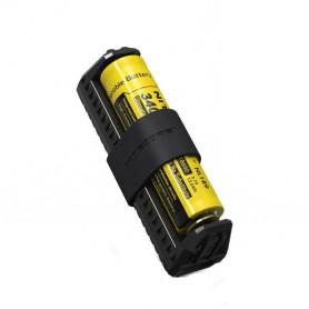 NITECORE, Nitecore F1 USB 2in1 oplader en powerbank, Batterijladers, MF008, EtronixCenter.com