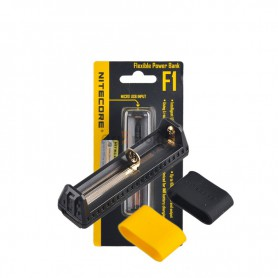 NITECORE, Nitecore F1 2in1 Power Bank and battery charger, Battery chargers, MF008, EtronixCenter.com