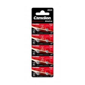 Camelion, Camelion G4 / AG4 / L626 / SR626 / 377 / 37 1.5V Alkaline horloge knoopcel batterij, Knoopcellen, BS388-CB, Etronix...