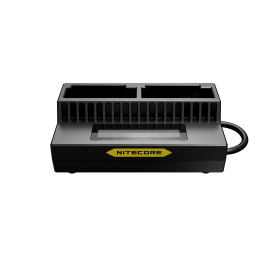 NITECORE - Încărcător dublu USB Nitecore UGP4 pentru GoPro HERO3 HERO4 - GoPro încărcătoare foto-video - MF016 www.NedRo.ro