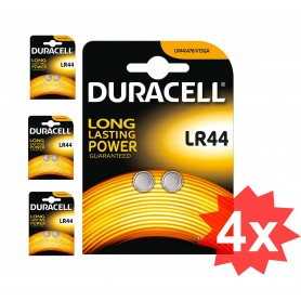 Duracell - Duracell G13 / LR44 / A76 button battery - Button cells - NK271-CB www.NedRo.us