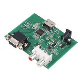 NedRo - VGA to HDMI HD VGA R/L Audio Converter AL085 - Adaptoare VGA - AL085 www.NedRo.ro