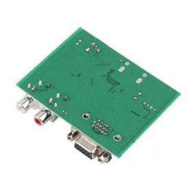 NedRo, VGA naar HDMI HD VGA R/L Audio Converter, VGA adapters, AL085, EtronixCenter.com