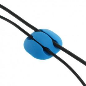 OTB - Organizator cabluri autoadeziv, tip clema, set 10 bucati - Accesorii diverse computer - ON4999-CB www.NedRo.ro