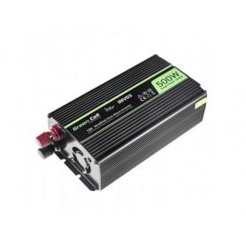 Green Cell, 1000W DC 12V la 230V cu USB Convertor Inverter curent, Panouri solare și turbine eoliene, GC065, EtronixCenter.com