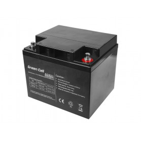 Green Cell - Green Cell 12V 44Ah VRLA AGM Battery with B4 Terminal - Battery Lead-acid - GC058