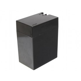 Green Cell, Green Cell 6V 14Ah (4.6mm) 14000mAh VRLA AGM Battery, Battery Lead-acid , GC051