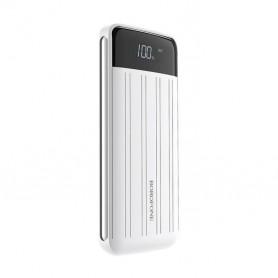 BOROFONE - BOROFONE Universal energy BT21A 20000mAh Powerbank 2x USB Output + LED Zaklamp - Powerbanks - H100976-CB www.NedRo.nl