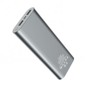 BOROFONE - BOROFONE Business Class BT19B 20000mAh Powerbank 2x USB Output - Powerbanks - H100981-CB www.NedRo.us