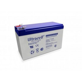 UltraCell UCG9-12 Deep Cycle 12V 9000mAh GEL Rechargeable Battery