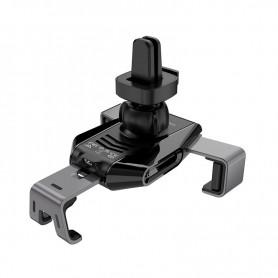 BOROFONE - Borofone BQ4 AirDock Quick Wireless Charging Car Mount Phone holder/charger - Car magnetic phone holder - H046