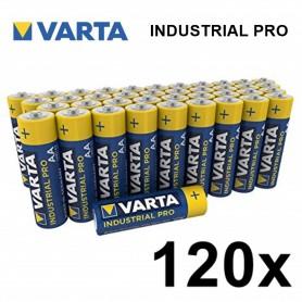 Varta - Varta Industrial PRO LR6/AA alkalisch - AA formaat - BS370-CB www.NedRo.nl