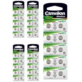 Camelion - Camelion G11/AG11/L721/SR720/SR58/362/532 1.5V knoopcel batterij - Knoopcellen - BS397-CB www.NedRo.nl