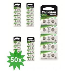 Camelion - Camelion AG6 / 371 / 370 / SR 920 SW / G6 1.5V knoopcel batterij - Knoopcellen - BS398-CB www.NedRo.nl