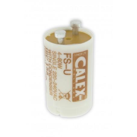 Calex, FL-starter FSU 4-80W, single, TL and Components, CA040-CB