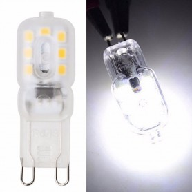 NedRo, G9 6W Warm White SMD2835 LED Lamp - Not Dimmable, G9 LED, AL900-CB