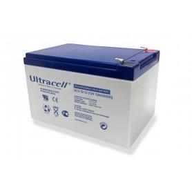 Ultracell - Ultracell Deep Cycle Gel UCG 12V 12000mAh Oplaadbaar Loodaccu - Loodaccu - NK420 www.NedRo.nl