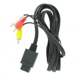 AV Cable for Nintendo 64 GameCube and SNS