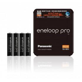Eneloop, AAA Rechargeable Panasonic eneloop PRO Sliding Box Battery, Size AAA, NK438-CB, EtronixCenter.com