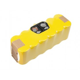 Green Cell, Baterie pentru iRobot Roomba seria 500 600 700 800 14.4V 3300mAh Ni-MH, Baterii pentru electronice, GC069, Etroni...