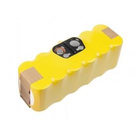 Green Cell - Batterij voor iRobot Roomba 500 600 700 800-serie 14.4V 3300mAh Ni-MH - Elektronica batterijen - GC069 www.NedRo.nl