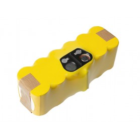 Green Cell - Baterie pentru iRobot Roomba seria 500 600 700 800 14.4V 3000mAh Ni-MH - Baterii pentru electronice - GC070 www....