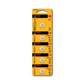 Kodak, Kodak Max CR2016 3V Lithium knoopcel, Knoopcellen, BS416-CB, EtronixCenter.com
