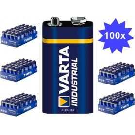Varta - Varta Industrial Alkaline 9V / E-Block / 6LP3146 / 4022 - Alte formate - BS419-CB www.NedRo.ro
