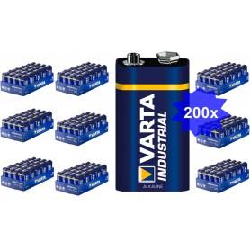 Varta - Varta Industrial Alkaline 9V / E-Block / 6LP3146 / 4022 - Andere formaten - BS419-CB www.NedRo.nl