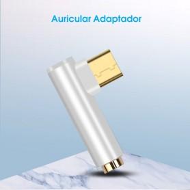 Kebidu - USB-C (USB Type C) Male to 4 pole Audio 3.5mm Female adapter - Audio adapters - AL178-CB