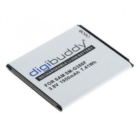 OTB, Accu compatible Samsung Galaxy B450BC / B450BU, Samsung telefoonaccu's, ON2014, EtronixCenter.com