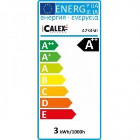 "Calex - 3W GU10 Calex Warm Wit COB LED 240V 230lm 2800K ""halogeenlook"" - GU10 LED - CA0160-CB www.NedRo.nl"