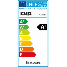 Calex, 5W GU10 Calex Warm White COB LED 240V 350lm 2800K - Dimmable, GU10 LED, CA0996-CB