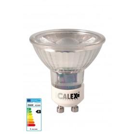 Calex - 6W GU10 Calex Warm Wit COB LED 240V 430lm 2700K - Dimbaar - GU10 LED - CA0995-CB www.NedRo.nl