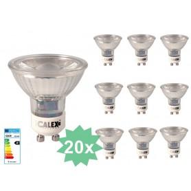 Calex - 6W GU10 Calex Koud Wit SMD LED 240V 480lm 4000K - Dimbaar - GU10 LED - CA0994-CB www.NedRo.nl