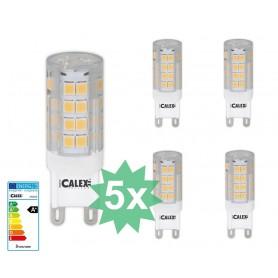 Calex - 2.9W G9 Calex Warm Wit SMD LED 240V 250lm 2900K - Dimbaar - G9 LED - CA0993-CB www.NedRo.nl