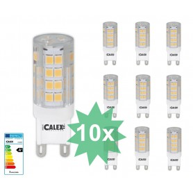 Calex - 2.9W G9 Calex Alb Cald SMD LED 240V 250lm 2900K - Dimmable - G9 LED - CA0993-CB www.NedRo.ro