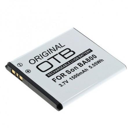 OTB, Battery Sony BA800 ON2015, Sony phone batteries, ON2015