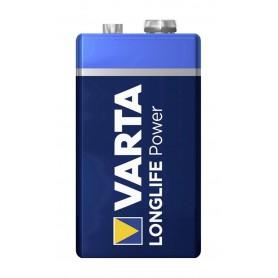 Varta, Varta Longlife Power 9V / E-Block / 6LP3146 Baterie alcalină, Alte formate, BS259-CB, EtronixCenter.com
