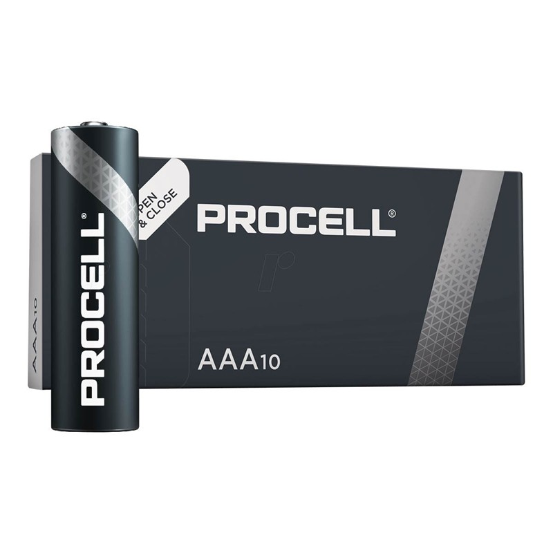 Size-AAA Duracell Procell-48 Battery Super Size Package-