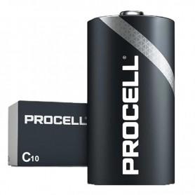Duracell - PROCELL (Duracell Industrial) C/LR14 Alkaline - Size C D 4.5V XL - NK446-CB www.NedRo.us